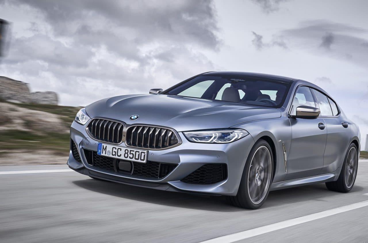 新型「BMW 8シリーズ グラン クーペ」販売開始