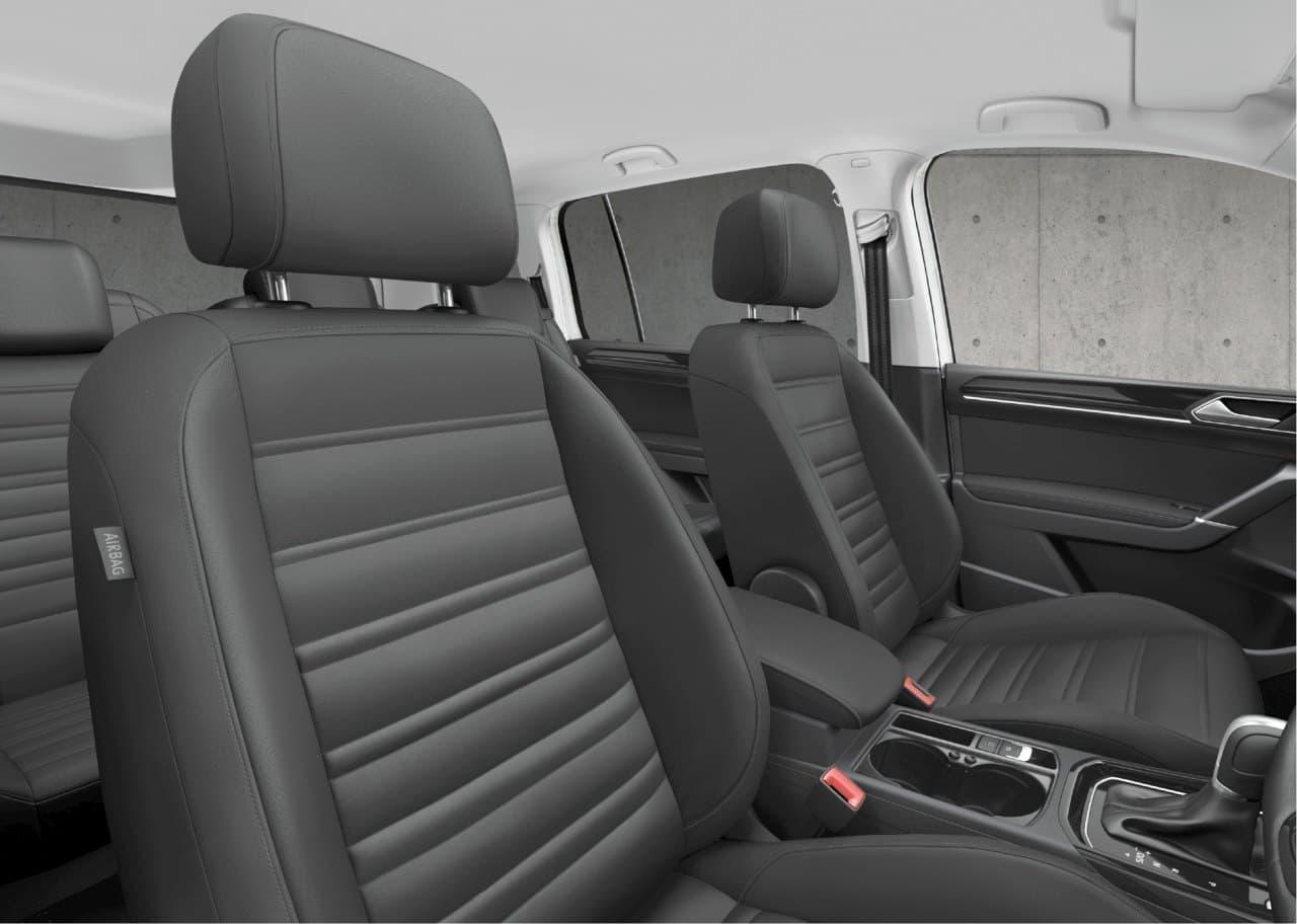 7人乗りミニバンVW「Golf Touran TDI」に限定車「Premium」
