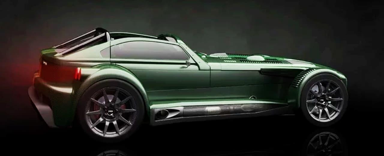 ドンカーブートが限定車「D8 GTO-JD70」を発表