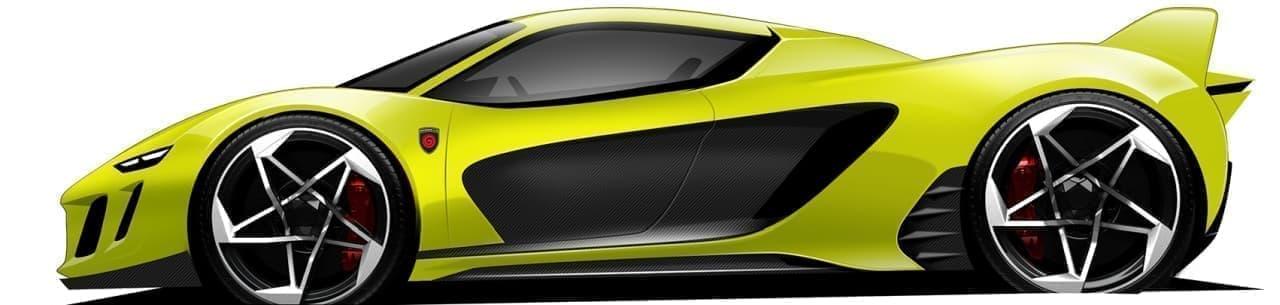ゲンバラがハイパーカープロジェクトを発表
