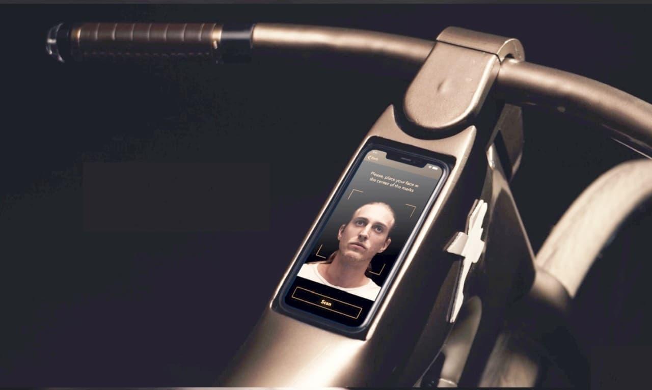 Rayvolt BikeのE-Bike「X one」