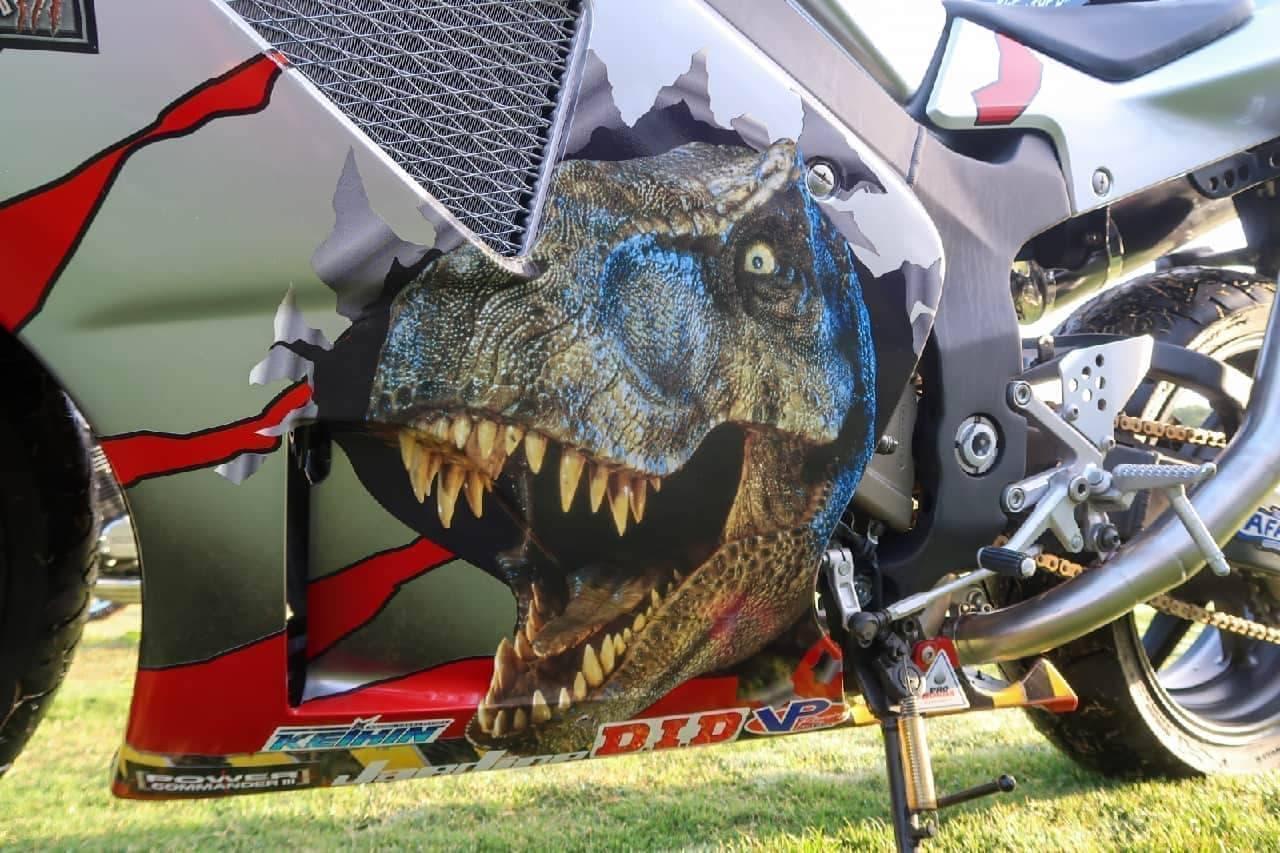 「RC51 Jurassic Park III」がオークションに