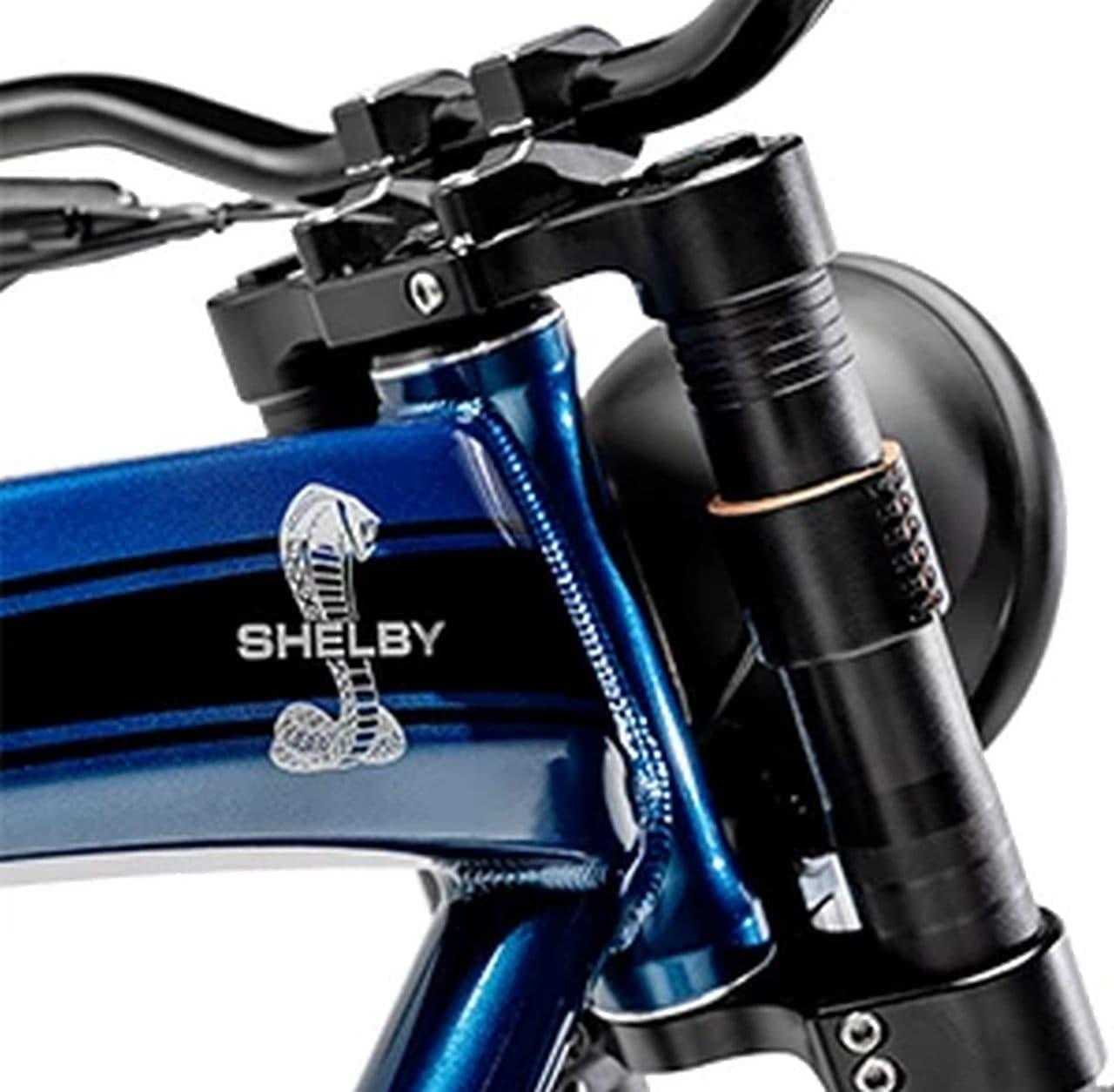 シェルビーとのコラボで生まれた電動バイク「VINTAGE ELECTRIC SHELBY」