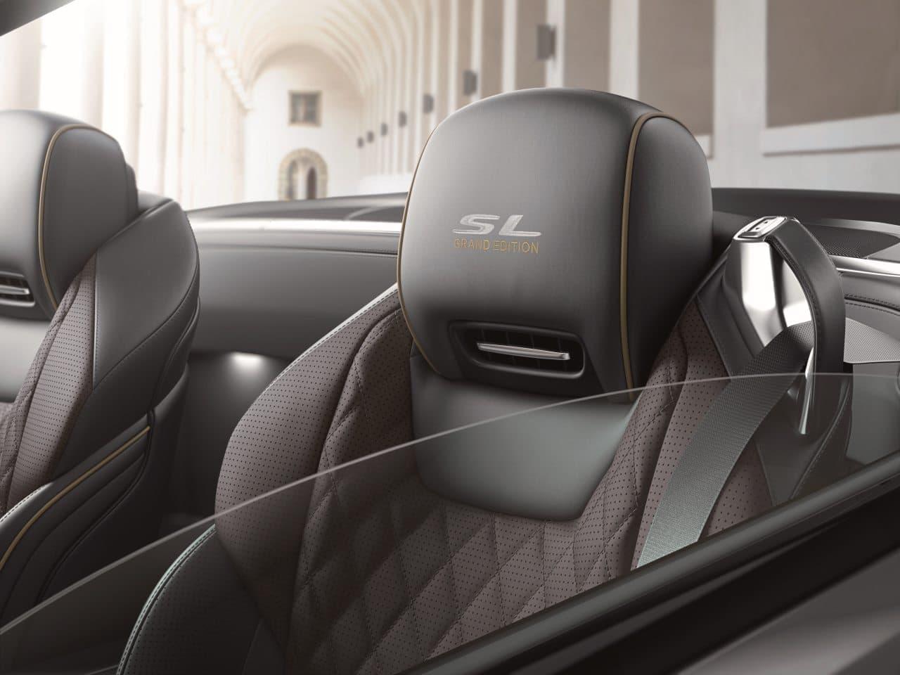 メルセデス・ベンツのロードスター「SL」に、特別仕様車「SL 400 Grand Edition」