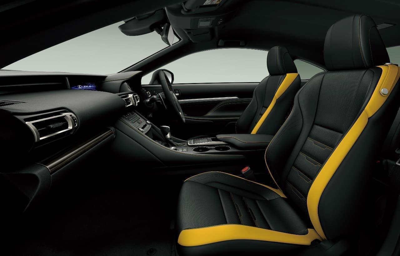 LEXUS「RC」マイチェン―「LC」の内外装、そして走りを継承