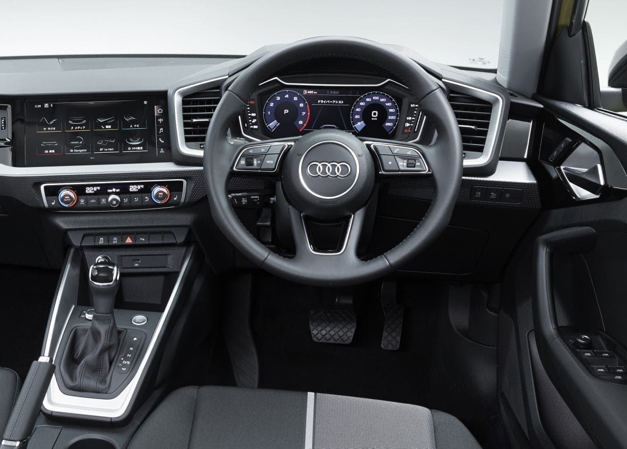 Audiが新型「A1 Sportback」を発売