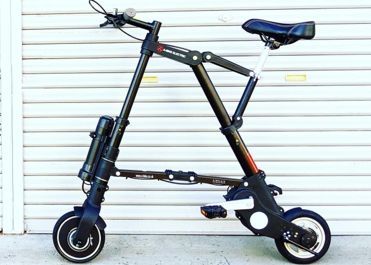 電動アシスト自転車「A-BIKE ELECTRIC」に改良新型