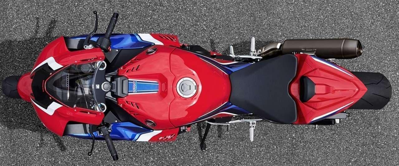 ホンダ「CBR1000RR-R FIREBLADE SP」フルモデルチェンジ