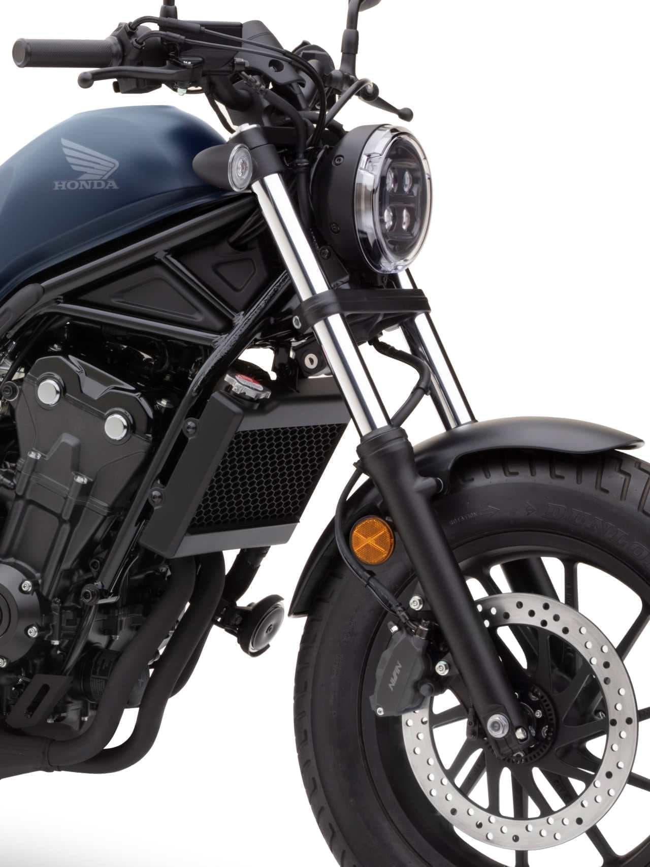 ホンダが「Rebel 500」2020年モデルを世界初公開