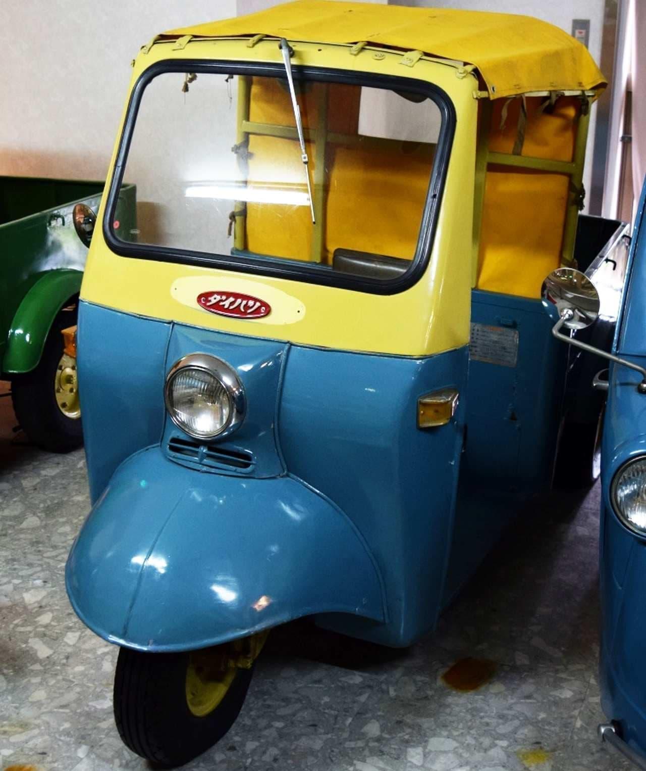特別展示「昭和のトラック」