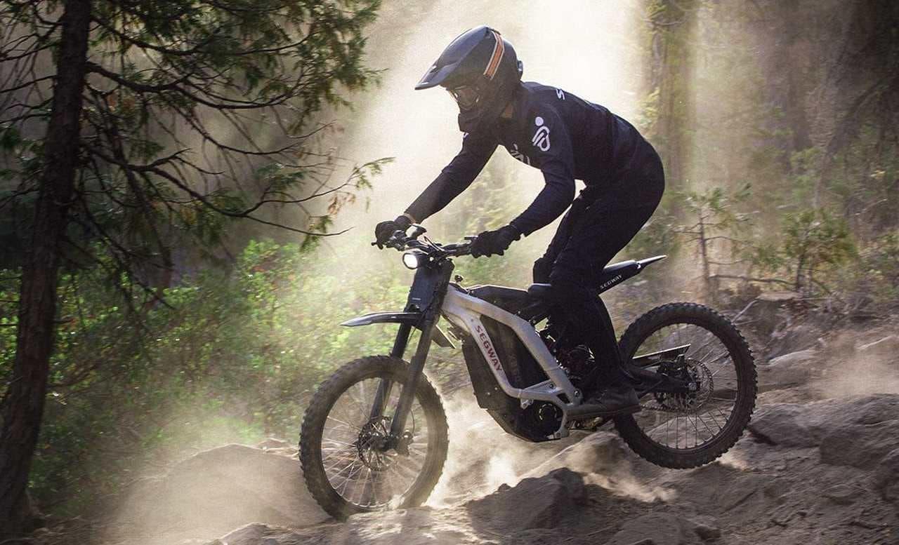 セグウェイがオフロードバイクを販売!-電動Eバイク「X260」「X160」をSEMAショーで公開
