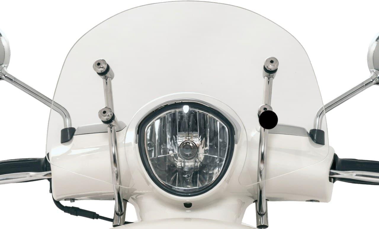 特別仕様車 プジョー「ジャンゴ 125/150 トリコロール ABS」