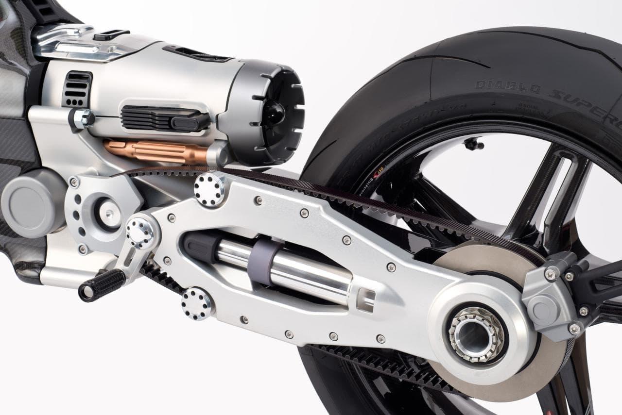 BSTの電動バイク「Hypertek」