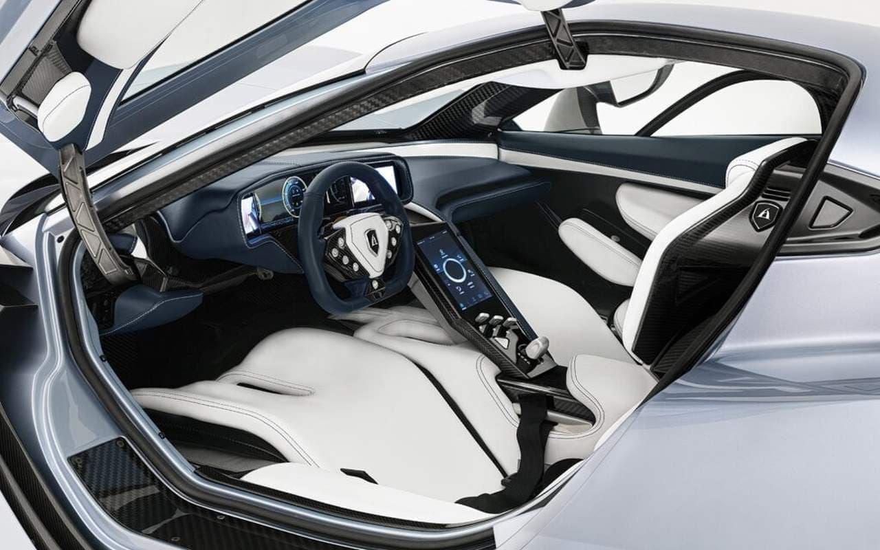 世界一の加速力を持つ日本のハイパーカー アスパーク「Owl(アウル)」