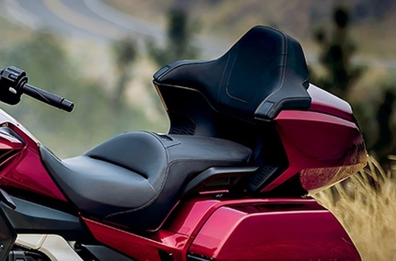 ホンダ「Gold Wing」に2020年モデル