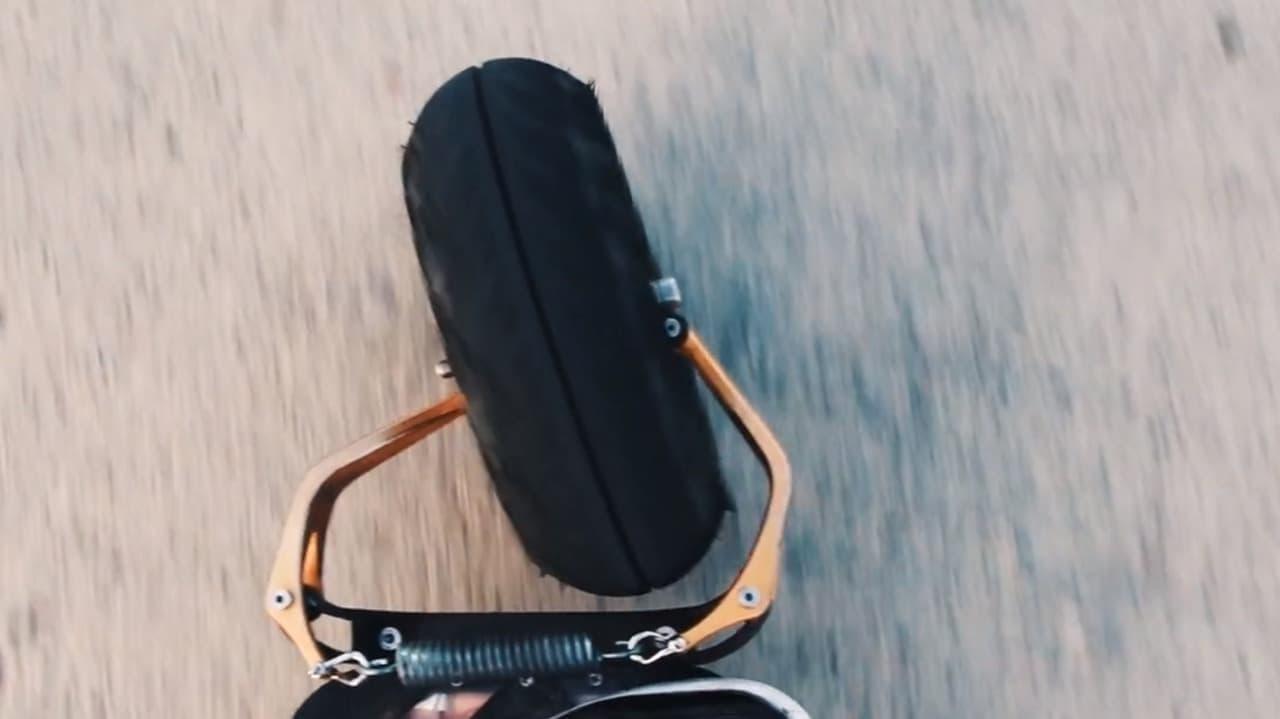 電動スケートボード「SPEEDBOARD」
