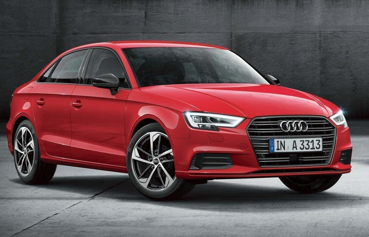 Audiからスポーティな「A3 black styling」