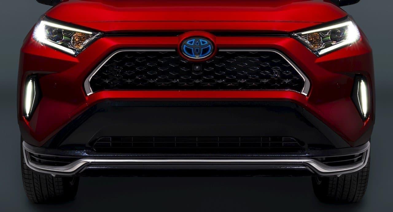 トヨタ「RAV4 Prime」世界初披露