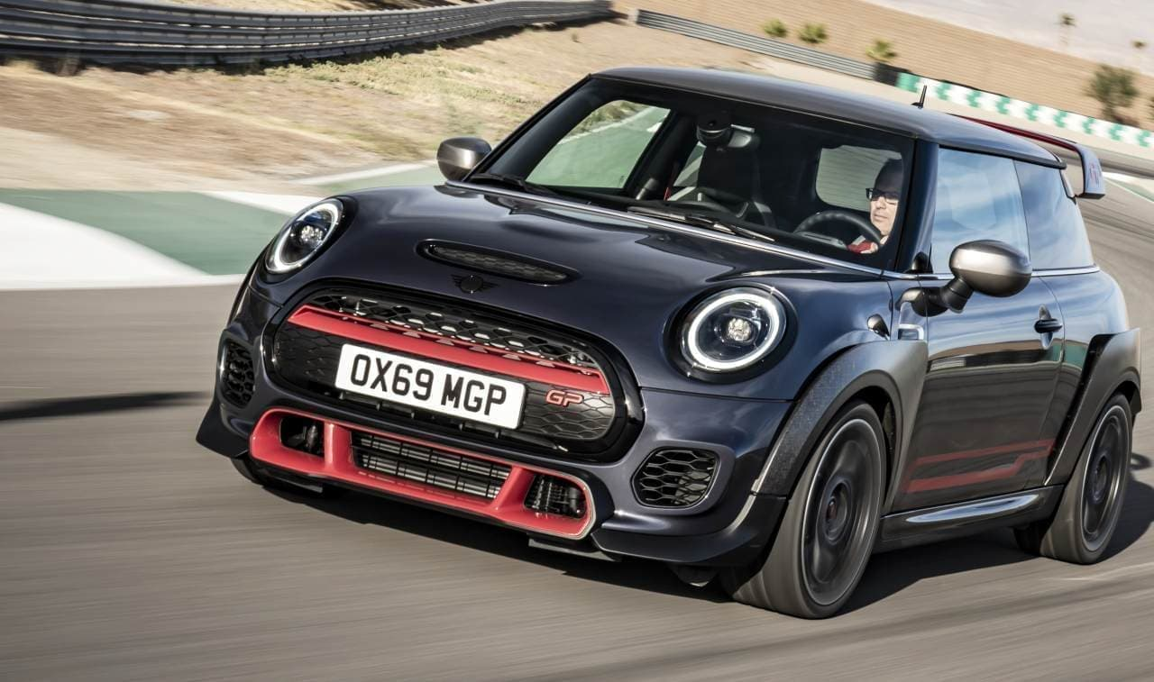 MINI史上、最も速いMINI 「MINI John Cooper Works GP」