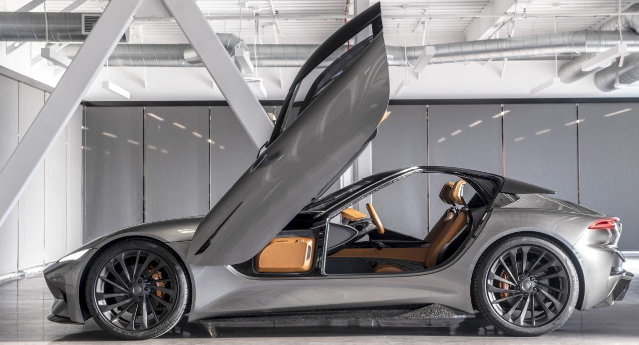 最高出力1,000馬力、最大トルク1万4,000Nm! ― カルマのコンセプトモデル「SC2」