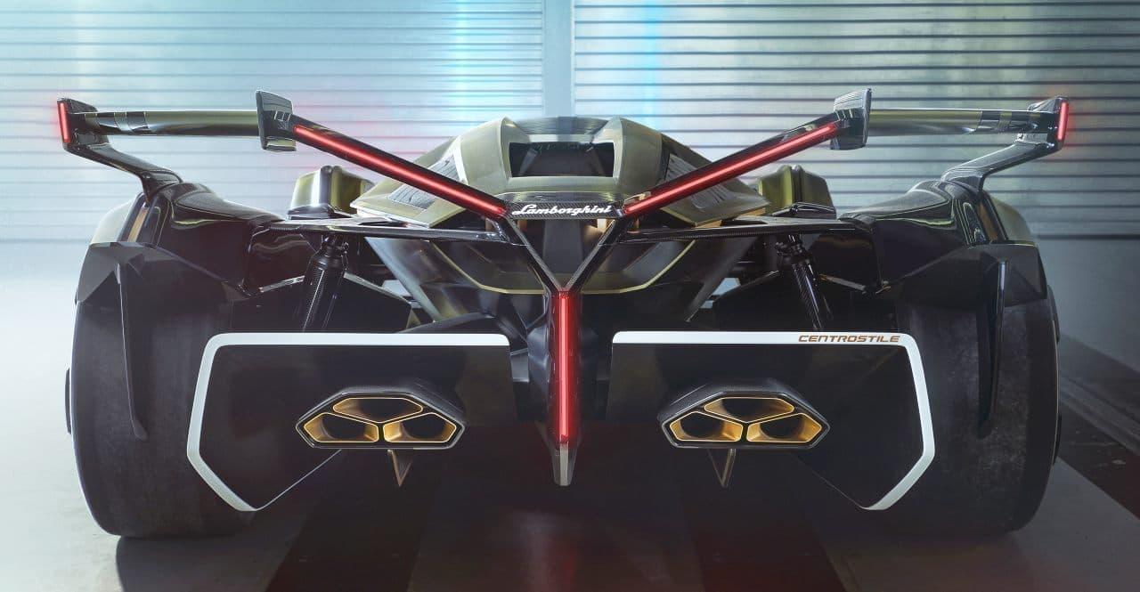 ランボルギーニのバーチャルカー「ランボV12ビジョン GT」、PS4の「グランツーリスモSPORT」に2020年春から登場