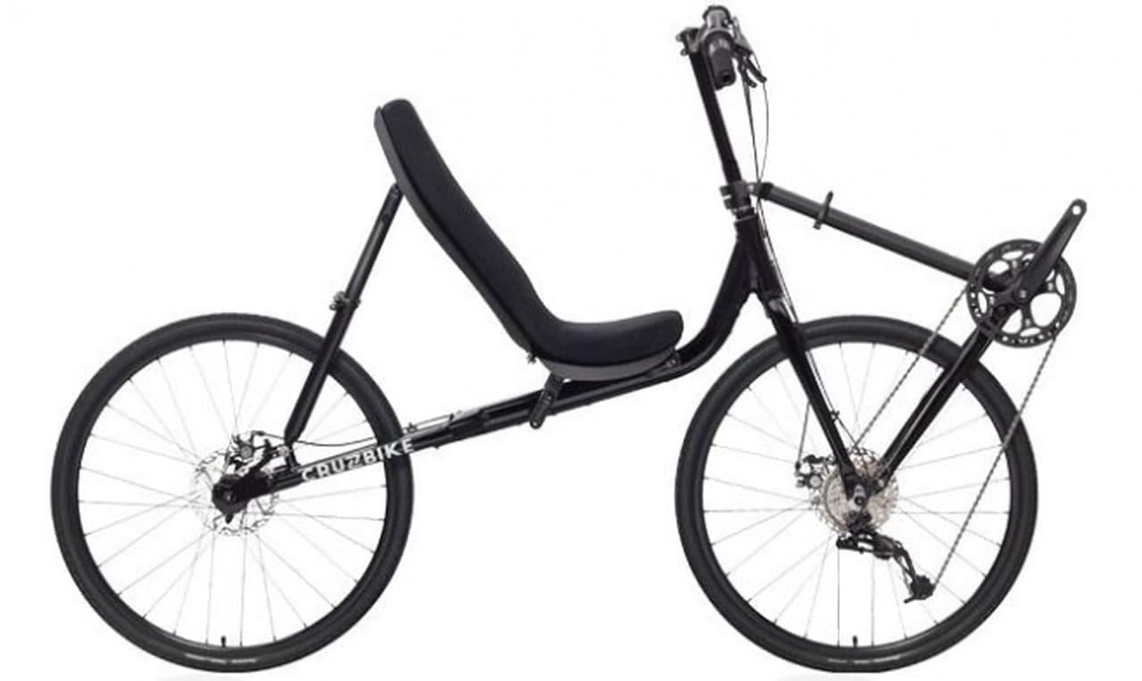 「自転車に乗ると、尻が痛い、手が痛い」を解消するCruzbikeのリカンベントバイクに、電動アシストバージョン「T50e」
