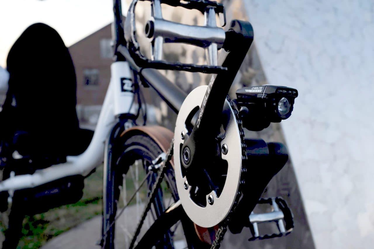 Cruzbikeが、電動アシスト機能の搭載された新作「T50e」を発表