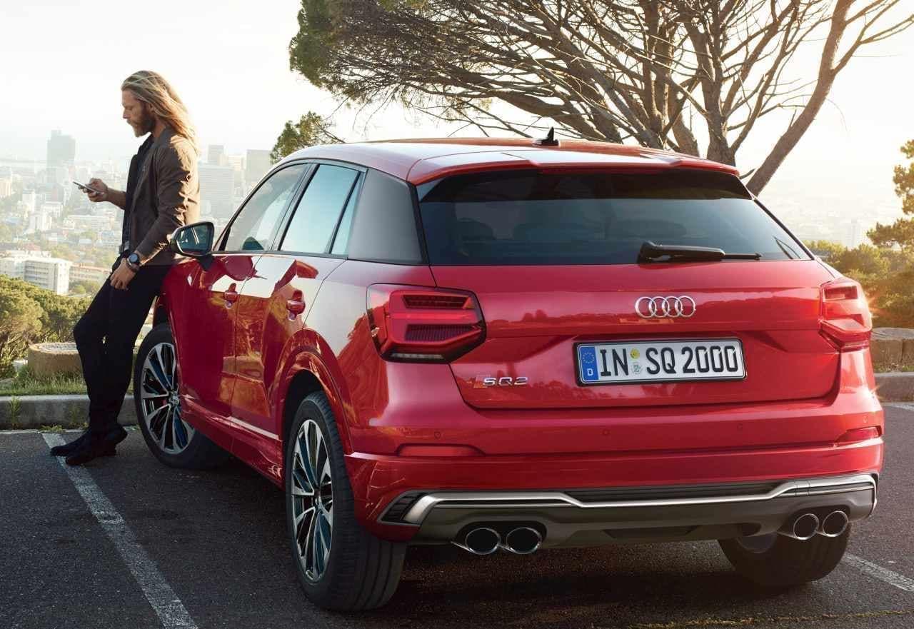Audi「Q2」にスポーツ性能を高めた「SQ2」