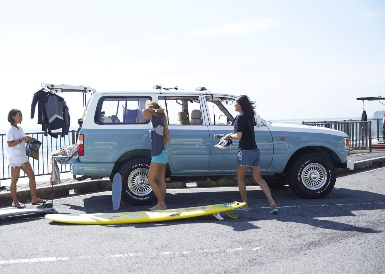 車中泊向け・キャンプ向けにリノベートした車両をレンタルできる「Renocaレンタカー」