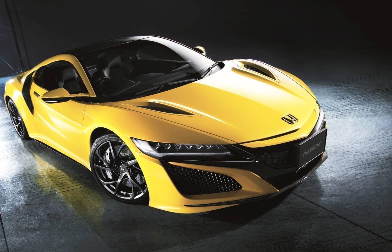 ホンダ「NSX」2020年モデル受注開始