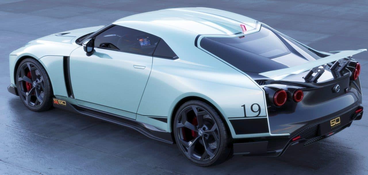 Nissan GT-R50 by Italdesign」市販モデル、2020年後半に納車開始
