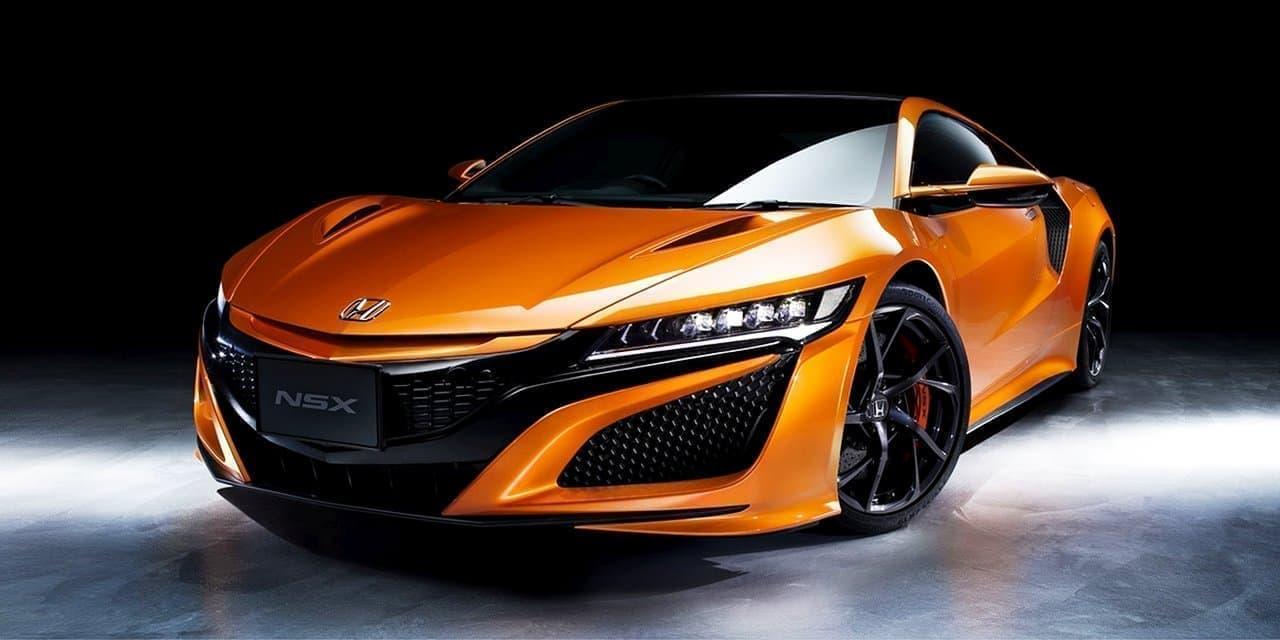 ホンダ「NSX」2020年モデル
