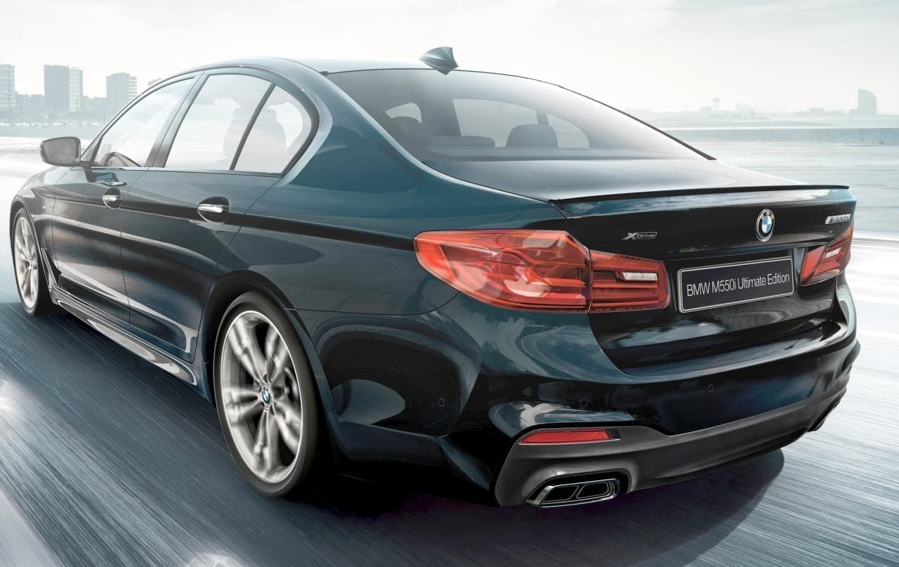 BMW M550i xDrive「Ultimate Edition」発売