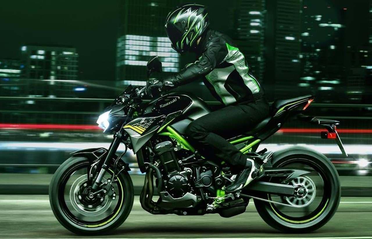 カワサキ「Z900」2020年モデル発売