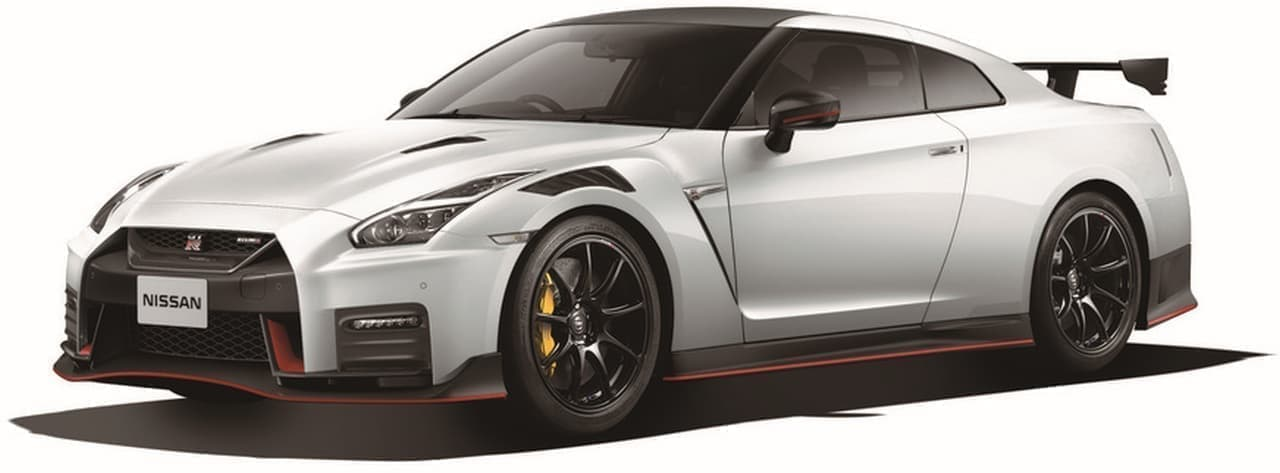 日産「SKYLINE」のコンセプトカー「SPRINT CONCEPT」、東京オートサロン2020に登場