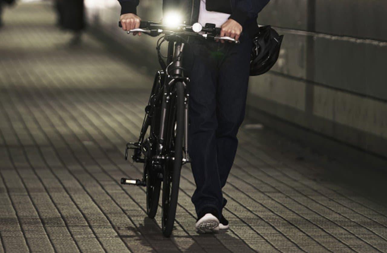 ブリヂストンから電動クロスバイク