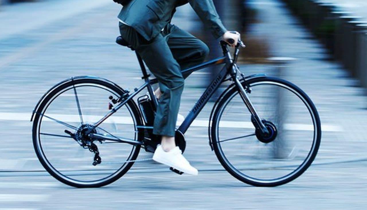 ブリヂストンから電動クロスバイク「TB1e」