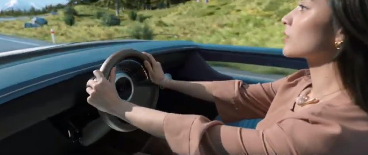 ホンダが「自由運転」コンセプトをCES 2020で発表