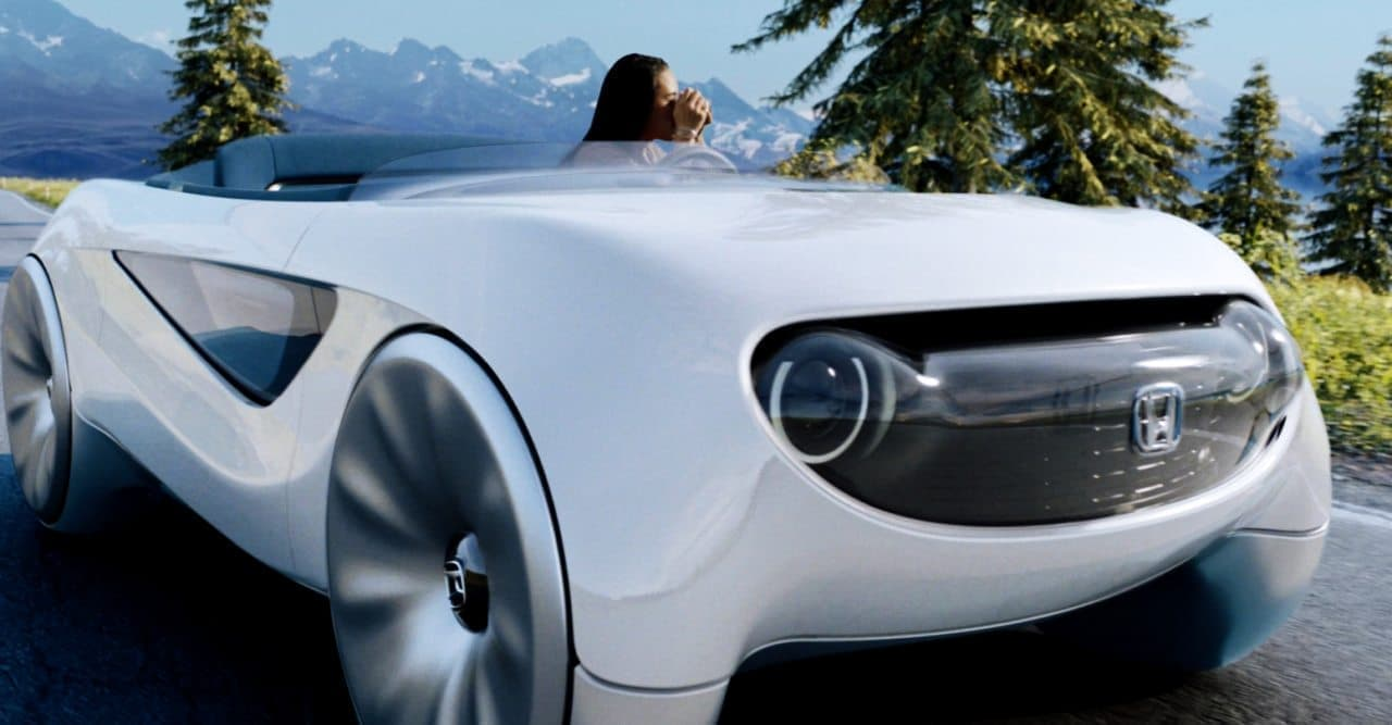 ホンダが自由運転コンセプトをCES 2020で発表