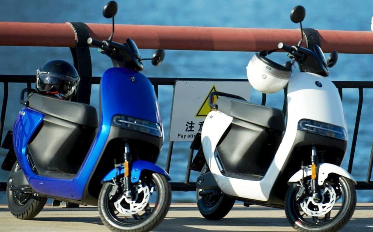 セグウェイが電動バイク「Ninebot eScooter」を発表―