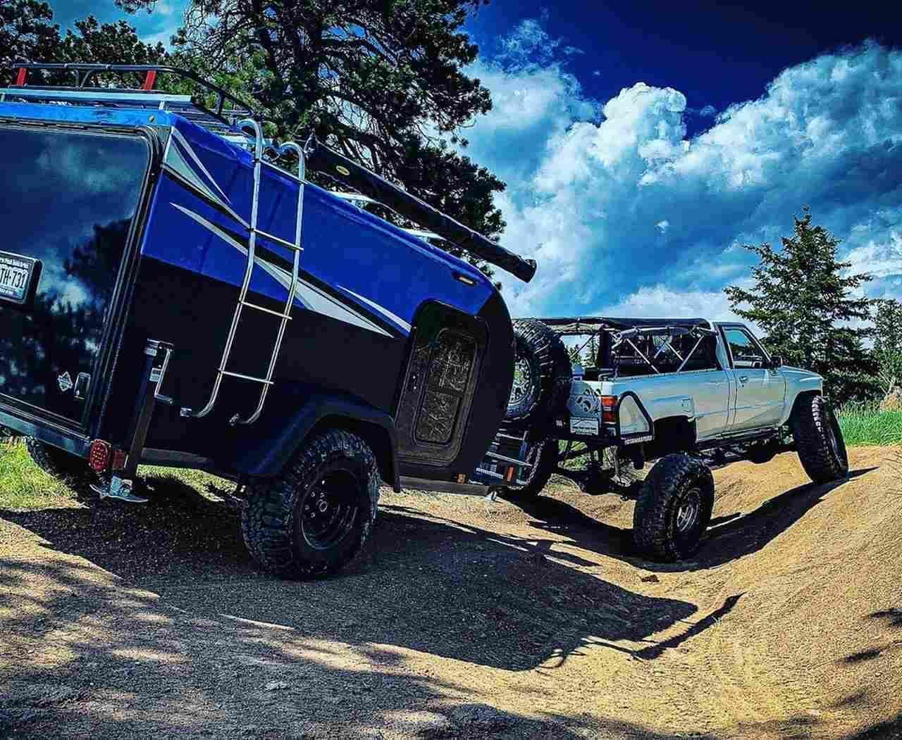 真冬にオートキャンプ!―寒冷地に対応したキャンピングトレーラーHigh Altitude Trailerの「XT50」