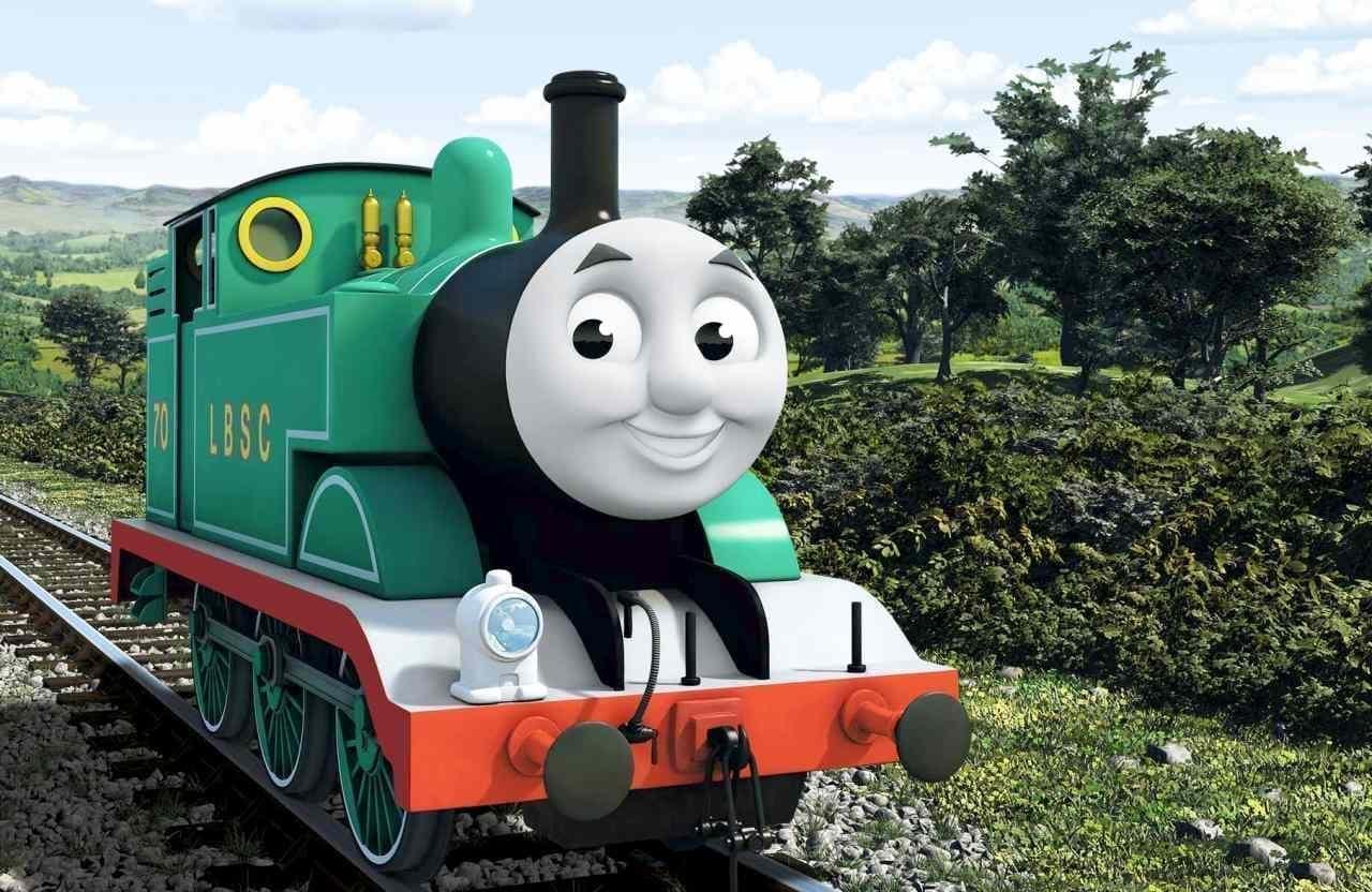 今年は「緑色のトーマス号」に会えるよ!―「きかんしゃトーマス号」2020年も運行決定
