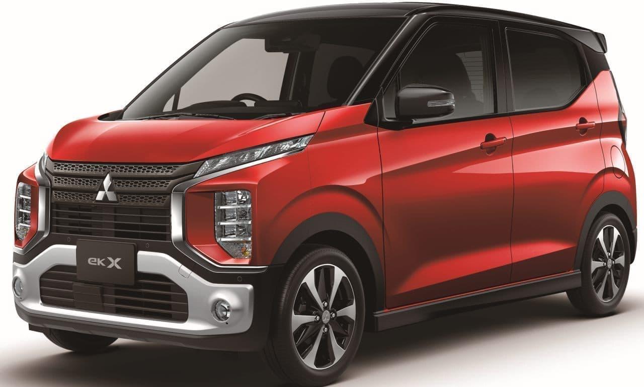 三菱「eKクロス」に特別仕様車「T Plus Edition」