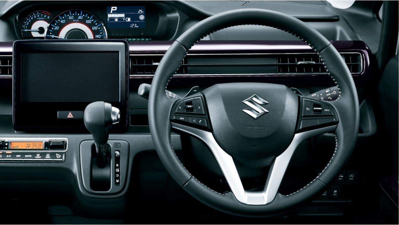 スズキ「ワゴンR」マイチェン―新開発パワートレインを搭載