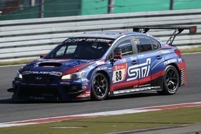 SUBARU新型「レヴォーグ プロトタイプ STI Sport」