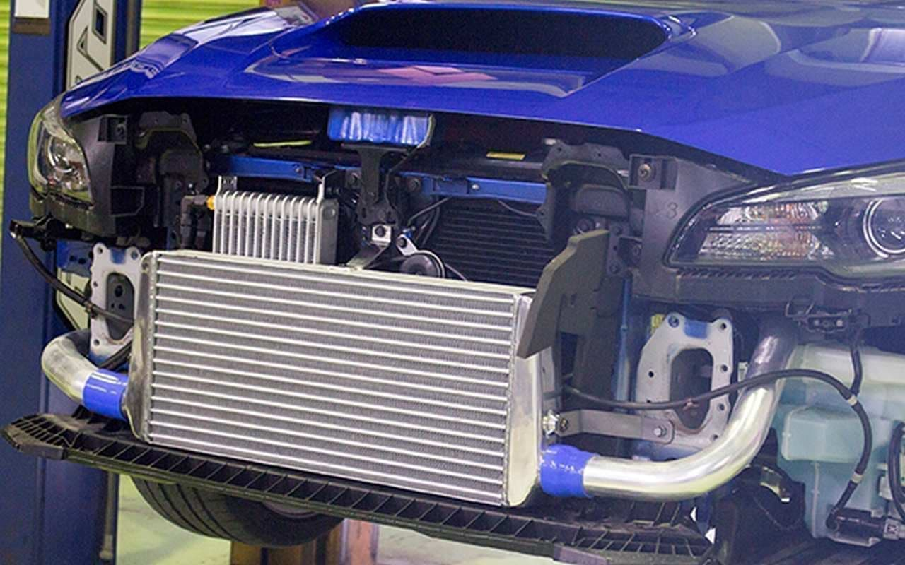SUBARU「WRX STI」ベースのコンプリートカー「GReddy Performance Edition」