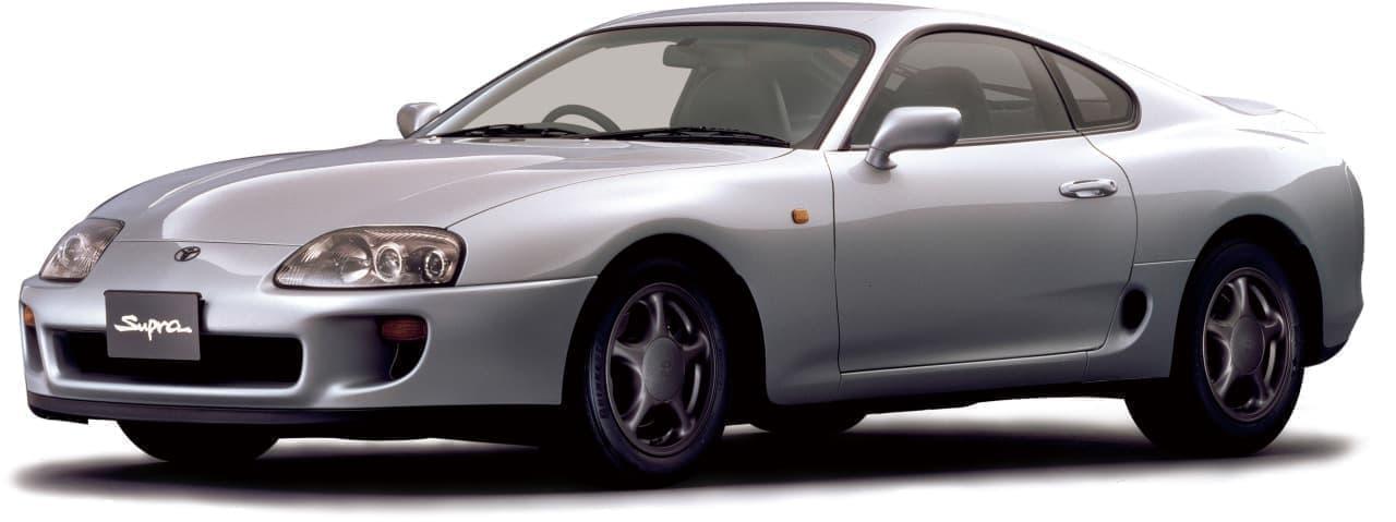 トヨタがA70型&A80型スープラ向け補給部品を復刻販売