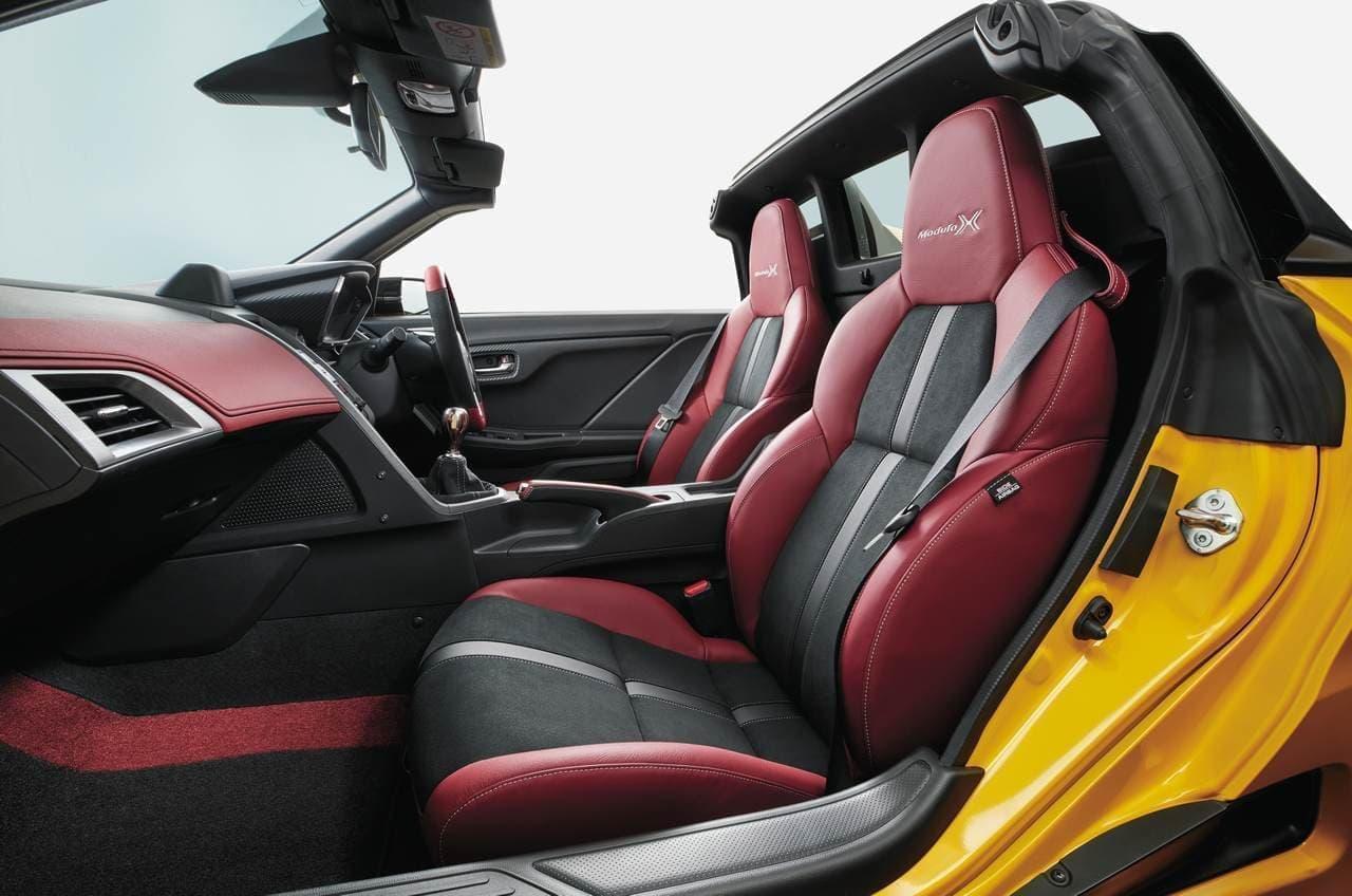 ホンダ「S660 Modulo X」マイチェン