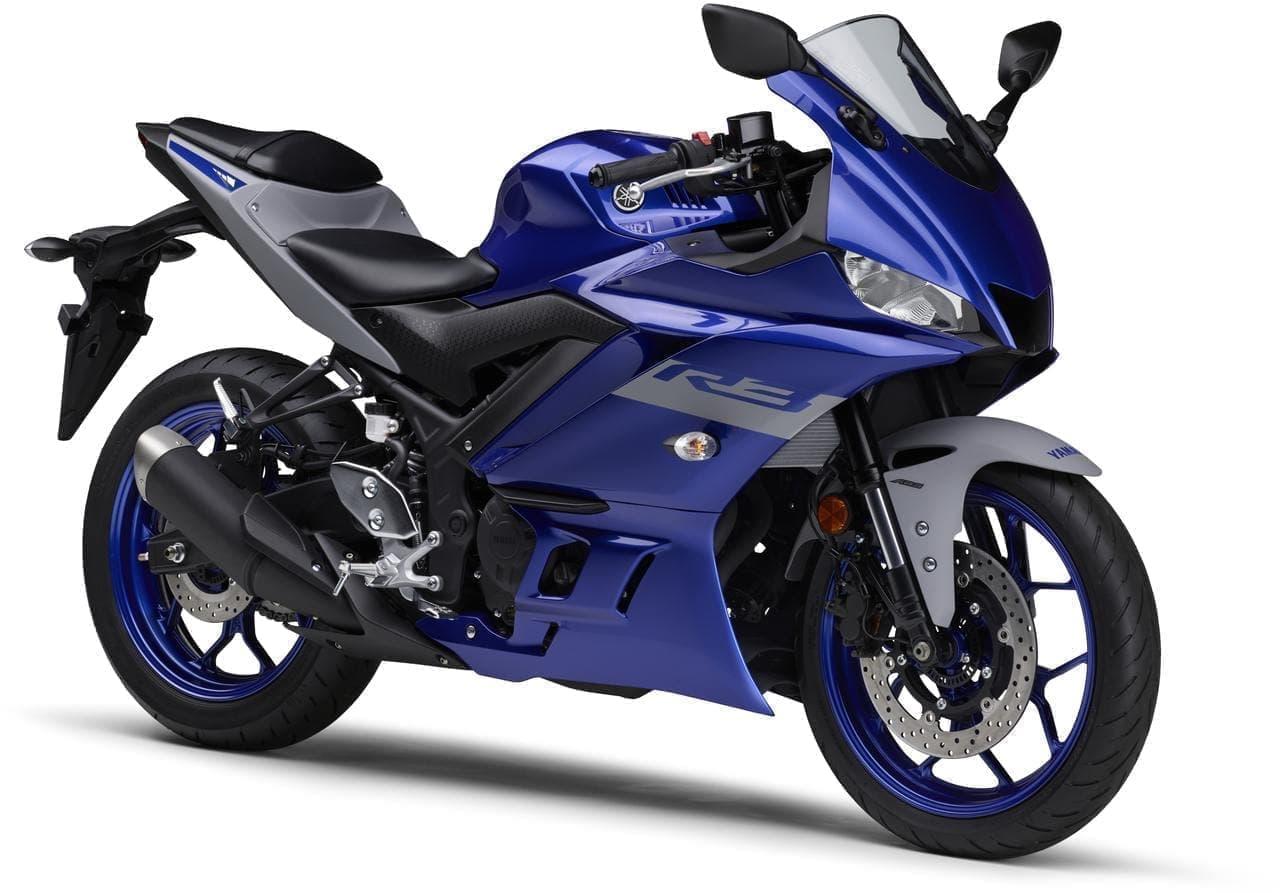 """""""毎日乗れるスーパーバイク""""ヤマハ「YZF-R3 ABS」「YZF-R25/ABS」に2020年モデル"""