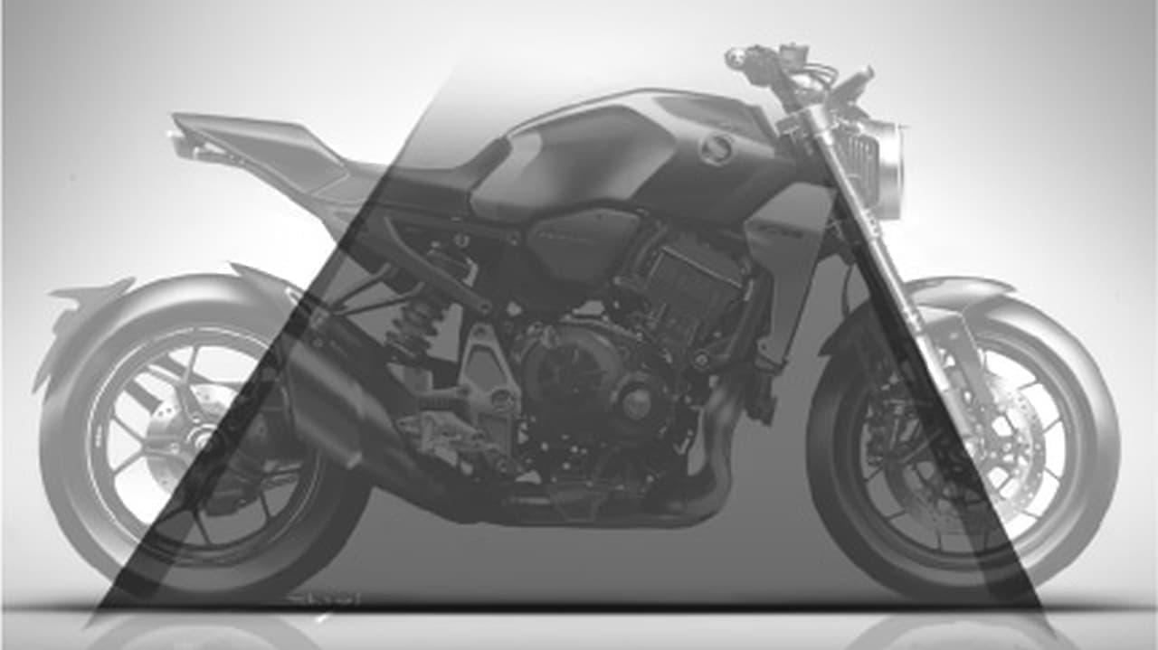 ホンダ「CB1000R」に新色「マットパールグレアホワイト」